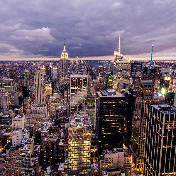 New York New York 2012